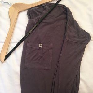 Tops - Long sleeve Comfortable Grey Top